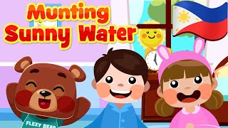 Little Sunny Water in Filipino | Philippines Kids Nursery Rhymes & Songs | Awiting Pambata