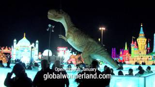 Global Winter Wonderland - Now Open at Cal Expo