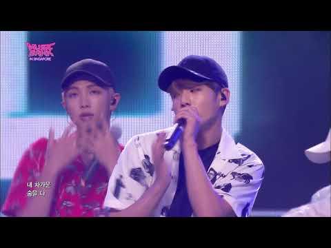 뮤직뱅크 Music Bank - 피 땀 눈물 - 방탄소년단 (Blood Sweat & Tears - BTS).20170815