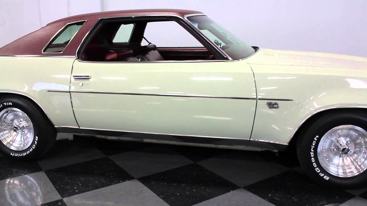 675 Dfw 1975 Chevy Chevelle Malibu Classic Youtube