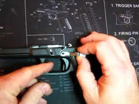 Glock-Pins