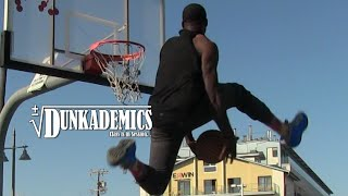 NCAA Dunk Champ Doug Anderson CRAZY Dunks Video