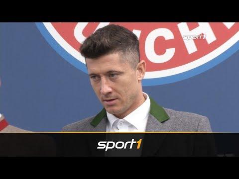 Neues Indiz für Abschied von Lewandowski beim FC Bayern | SPORT1 - TRANSFERMARKT