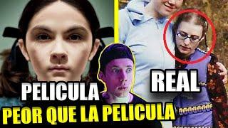 EL CASO REAL DE LA HUERFANA (Barbora Skrlová) | PEOR QUE LA PELÍCULA