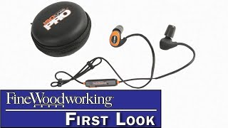 First Look: ISOtunes Pro Noise reducing ear buds