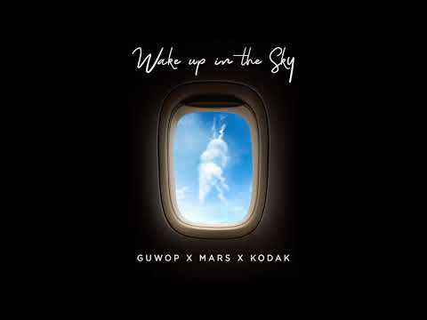 "Gucci Mane, Bruno Mars, Kodak Black – ""Wake Up In The Sky"" [Official Audio]"