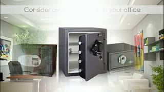 Commercial Safes in Michigan| Great Lakes Security Hardware