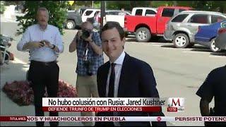 Jared: sugerir que Trump ganó por Rusia ridiculiza a votantes