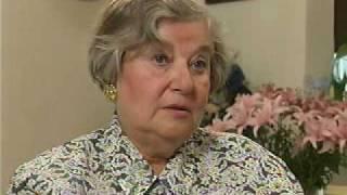 Holocaust Survivor Engelina Billauer Testimony