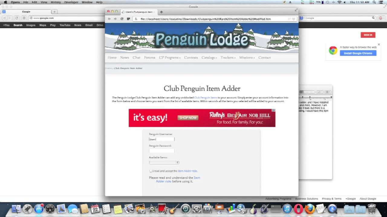 Penguin Lodge Item Adder The Best Penguin Of 2018 # Penguin Lodge Muebles Adder