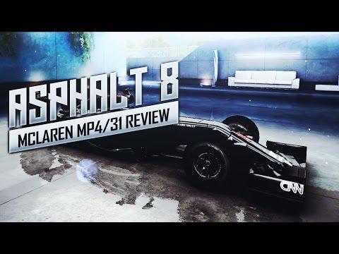 Is The Car Worth It? McLaren MP4/31 - Asphalt 8