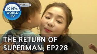 The Return of Superman|슈퍼맨이 돌아왔다-Ep.228:Looking at the World Through Your Eyes [ENG/IND/2018.06.10]