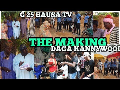 Download THE MAKING DAGA KANNYWOOD MARYAM YAHAYA BOSHO HADIZA GABON ALI NUHU ADO GWANJA