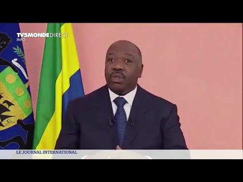 Ali Bongo présente ses voeux à la télévision depuis le Maroc où il est en convalescence