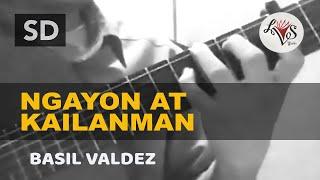 Ngayon at Kailanman - Basil Valdez (solo guitar cover)