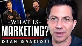 WHAT IS MARKETING? Why Dean Graziosi Believes You Need To Advertise Or Your Business Will Die