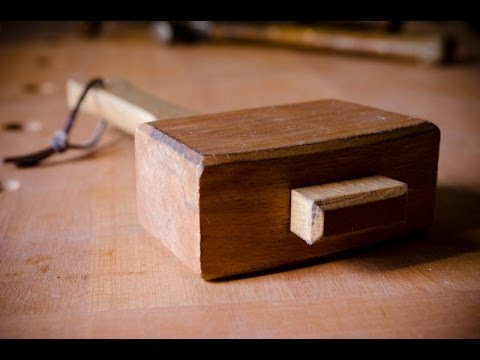 Guide to Buying a Wooden Woodworking Mallet