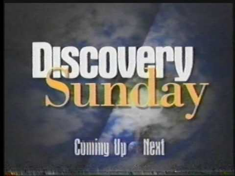 Discovery Channel commercial break 1996 Part 8