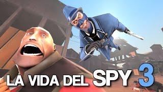 TF2: La vida del Spy 3 - Killstreak de 53!