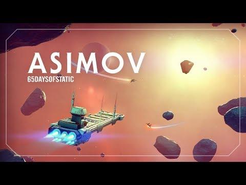 Asimov | 65daysofstatic (No Man's Sky)