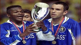 Chelsea vs Liverpool | Memory Land | European & Super Cup Champions 1998 | Highlights, Review