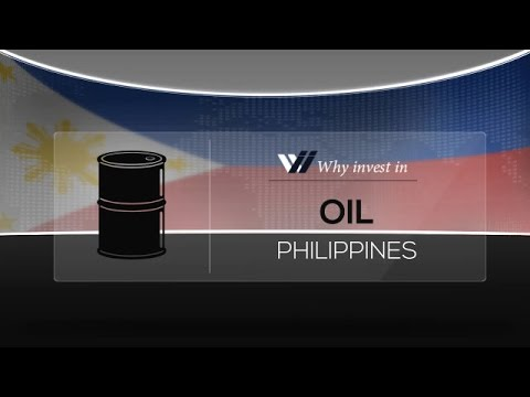Oil  Philippines - Why invest in 2015