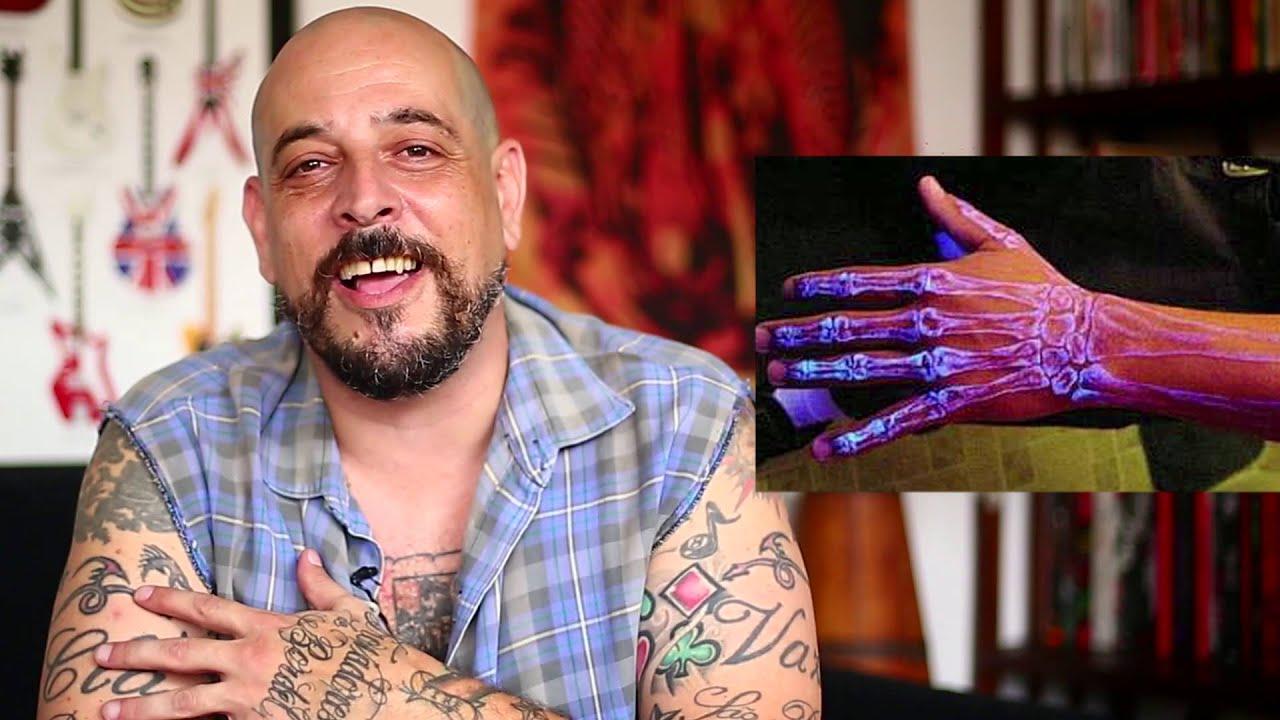 Tatuajes Impares tatuagens fluorescentes, par ou impar e no anus - papo com senhor