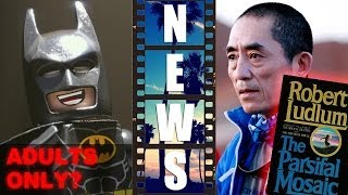 The Lego Movie - Adults Only?!  Zhang Yimou to direct The Parsifal Mosaic - Beyond The Trailer