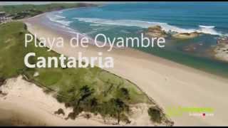 Playa de Oyambre Cantabria España
