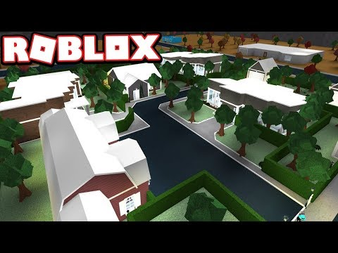 PROSPECT HILLS RESIDENTIAL COMMUNITY!!! | Subscriber Tours (Roblox Bloxburg)