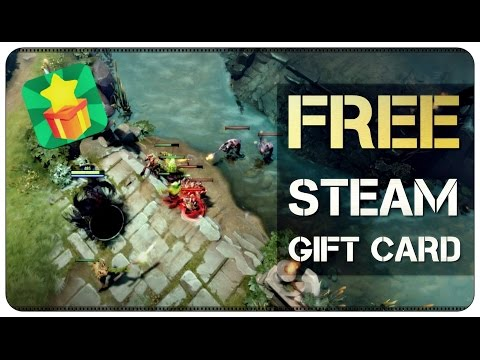 How to get Free Steam gift card for your DOTA, Free Xbox ...