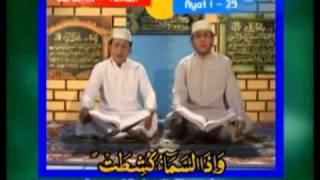 youtube qori indonesia h muammar z a dan h chumaidi berduet 6 part 2 flv