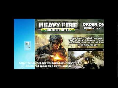 Heavy Fire Shattered Spear Free Download For PC - Full Game