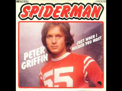 Spiderman - Peter Griffin 1979
