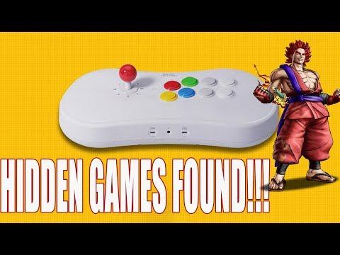 Hidden NeoGeo Arcade Pro Games, Samurai Shodown 1.40 Patch And More!