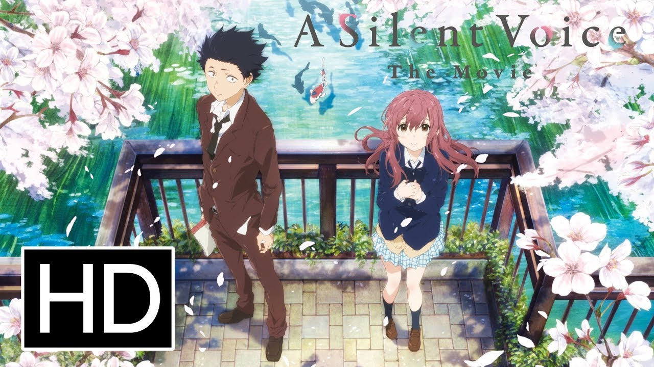 A Silent Voice - Anime Official Movies