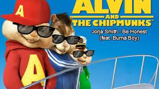 Jorja Smith - Be Honest feat. Burna Boy (Chipmunk Version)