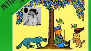 プロコフィエフ:♪ピーターと狼♪ ナレーション:岡崎友紀 台本脚色:八...