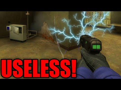 10 USELESS Weapons in Video Games That You Should NEVER USE!