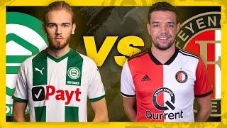 NICK DEN HAMER (FC GRONINGEN) VS JAEY DAALHUISEN (FEYENOORD) | POULE C | SPEELRONDE 1 | XBOX