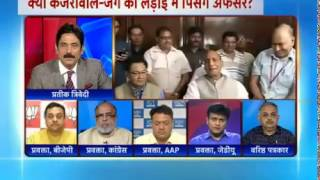 Mudda: LG-Kejriwal Ki Ladai Mein Afsaron Ki Salary Rokna Kya Jayaz Hai?