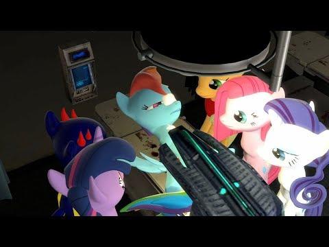 The Terror of Rainbow Dash; Friendship is Terrifying; S2E10