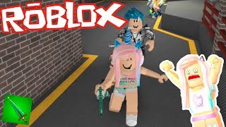 YOU HAD in the SIGHTS the MURDER MYSTERY the ROBLOX