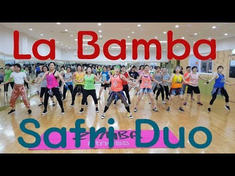 ZUMBA | Safri Duo - La Bamba(Remix) | @Mellisa Choreography | ZUMBARELLA