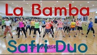 Download lagu ZUMBA | Safri Duo - La Bamba(Remix) | @Mellisa Choreography | ZUMBARELLA