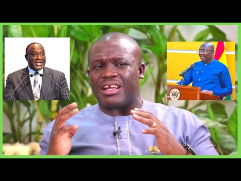 ALAN CASH WILL BE A BETTER PRESIDENT THAN BAWUMIA- SAM GEORGE