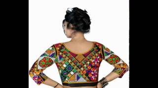 Buy blouse material & blouse fabrics online at lowest price in India