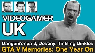 GTA V One Year On, Danganronpa 2, Destiny - The VideoGamer UK Podcast - VideoGamer