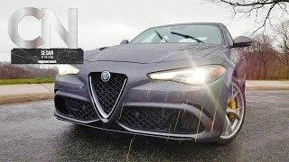 2017 Alfa Romeo Giulia Quadrifoglio: Alfa Romeo Is Back… No, Really – They Are Back!