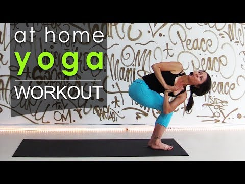 Power Yoga Class ~ Rhythm of Life